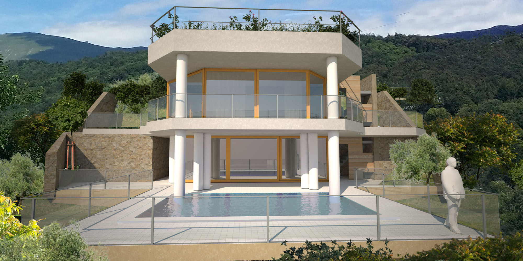 San Zeno – New construction – Castello