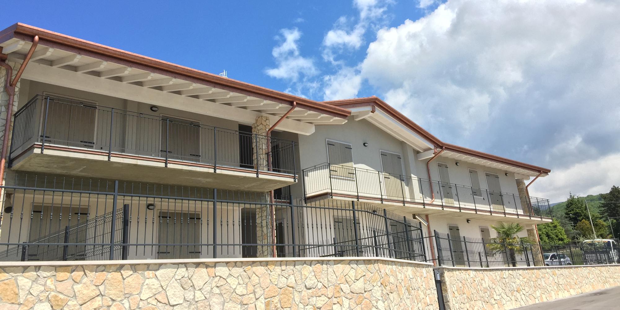San Zeno – New construction – Leopoldina Naudet
